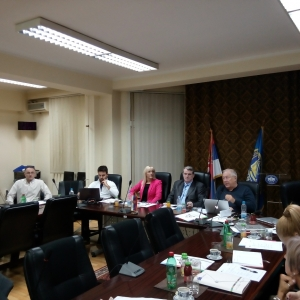 Second SCM meeting held at the State University of Novi Pazar