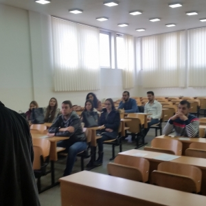 Info Day – Competition for Best Student Idea - State University of Novi Pazar