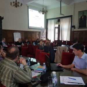 Third SCM meeting held at the University of Belgrade