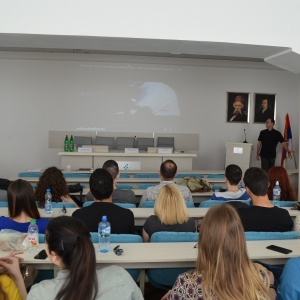 Workshop ,,Methodology Guide for Innovation'' held at the University of Belgrade