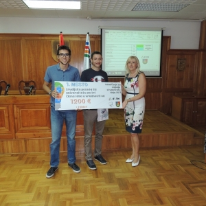Local final competition held at University of Kragujevac
